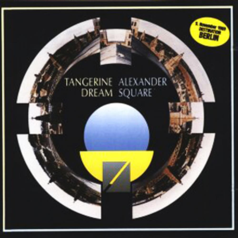 Tangerine Dream Alexander Square album cover