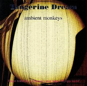 Tangerine Dream Ambient Monkeys album cover