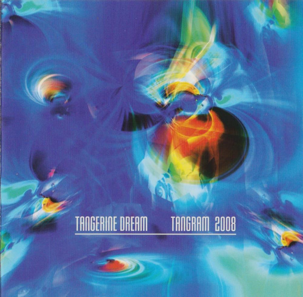 Tangerine Dream Tangram 2008 album cover