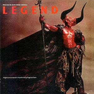 Legend by TANGERINE DREAM album cover