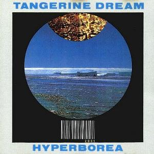 Tangerine Dream - Hyperborea CD (album) cover