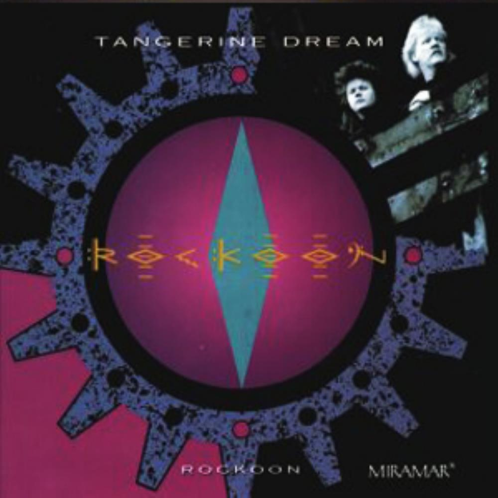 Tangerine Dream Rockoon Special Edition album cover