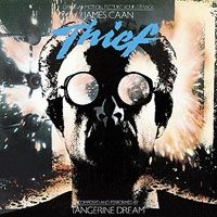 Tangerine Dream - Thief CD (album) cover