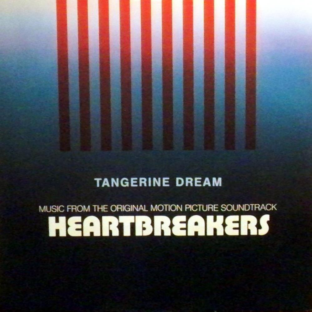 Tangerine Dream Heartbreakers (OST) album cover