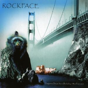 Tangerine Dream - Rockface (Live In Berkeley 1988)  CD (album) cover