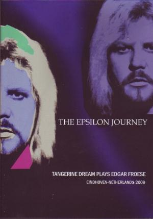 Tangerine Dream The Epsilon Journey - Tangerine Dream plays Edgar Froese album cover