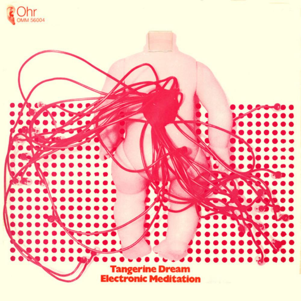 Tangerine Dream - Electronic Meditation CD (album) cover