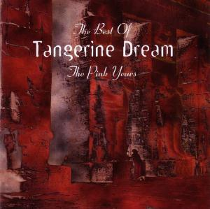 Tangerine Dream The Pink Years album cover