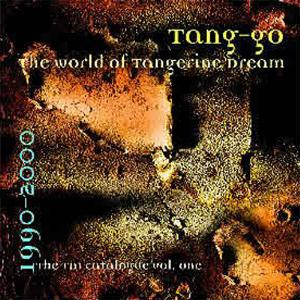 Tangerine Dream - Tang-go CD (album) cover