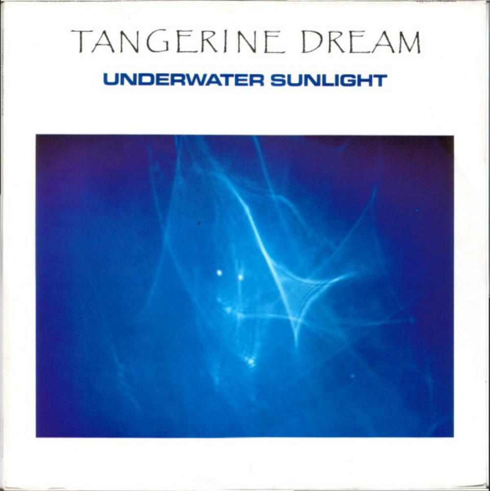 Underwater Sunlight by TANGERINE DREAM album cover