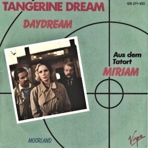 Daydream & Moorland by TANGERINE DREAM album cover