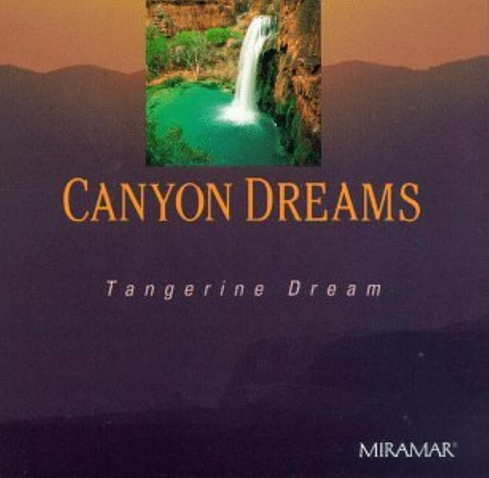 Tangerine Dream Canyon Dreams (OST) album cover