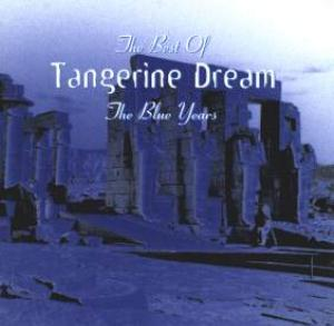 Tangerine Dream The Blue Years album cover