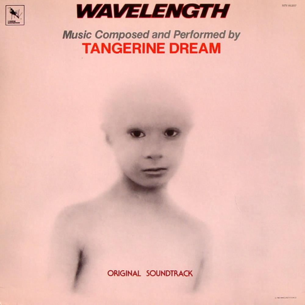 Tangerine Dream - Wavelength (OST) CD (album) cover