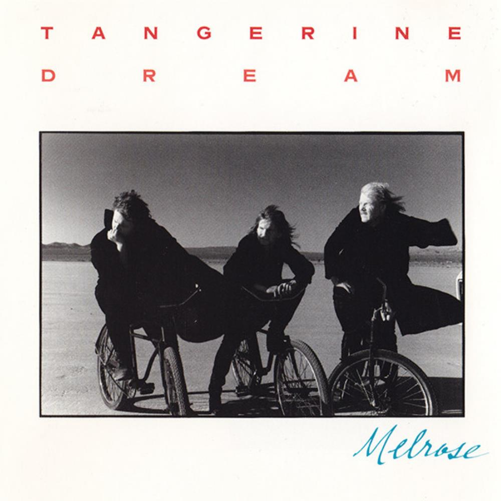 Tangerine Dream - Melrose CD (album) cover