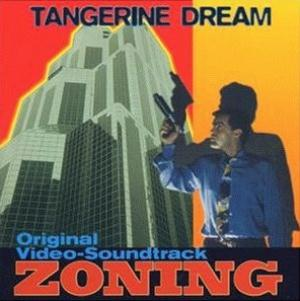 Tangerine Dream Zoning (OST) album cover