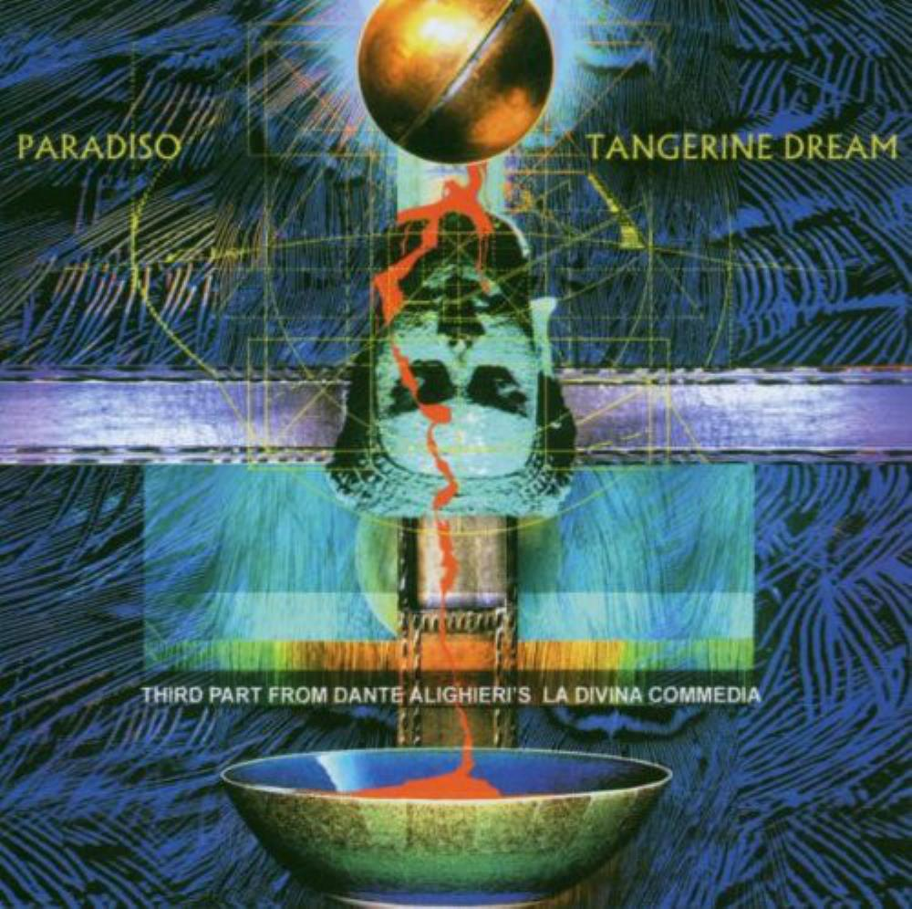 Tangerine Dream Paradiso album cover
