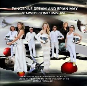 Tangerine Dream Starmus - Sonic Universe (With Brian May) album cover