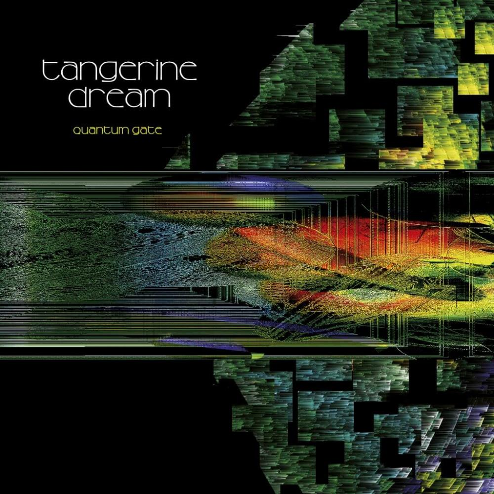 Quantum Gate by TANGERINE DREAM album cover