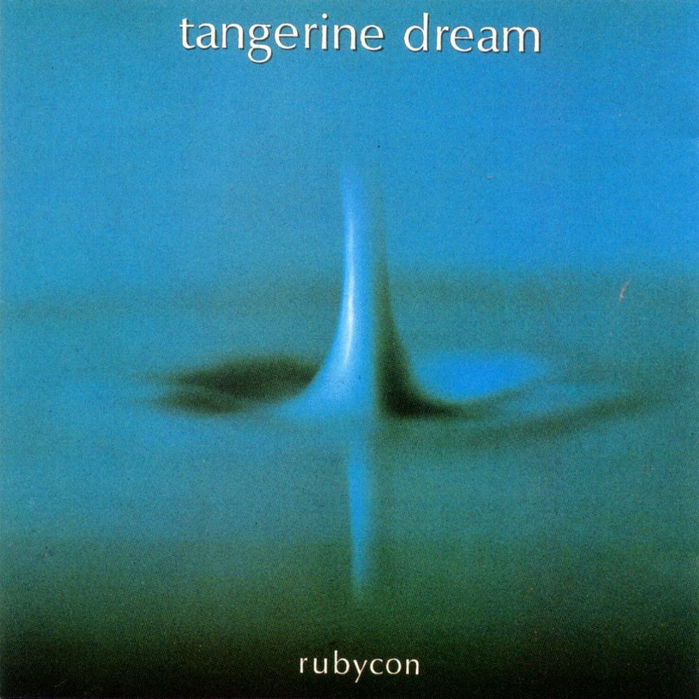 Tangerine Dream Rubycon album cover