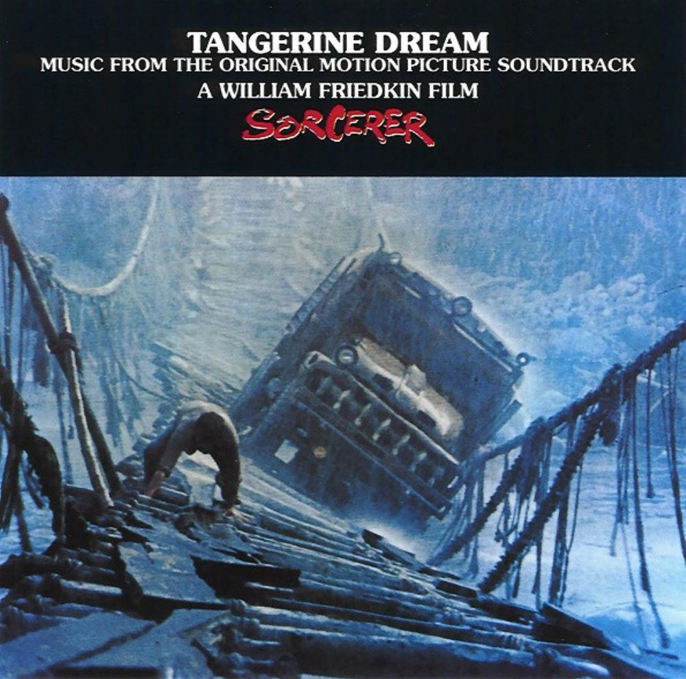 Tangerine Dream Sorcerer (OST) album cover