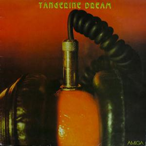 Tangerine Dream Quichotte album cover