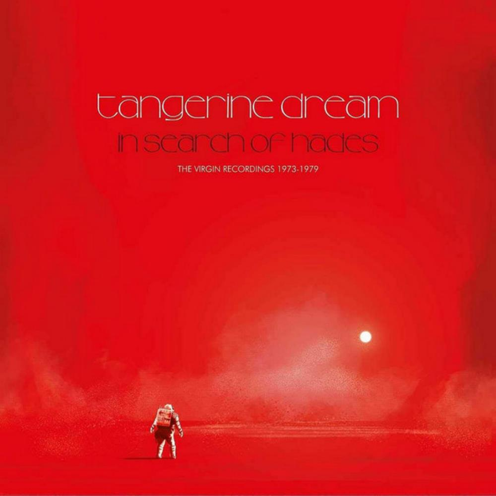 Tangerine Dream In Search of Hades (The Virgin Recordings 1973-1979) album cover