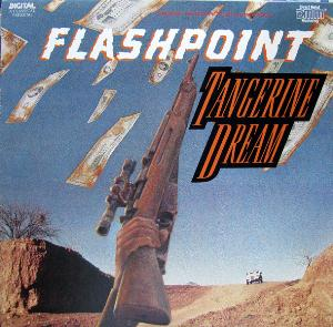 Tangerine Dream Flashpoint album cover