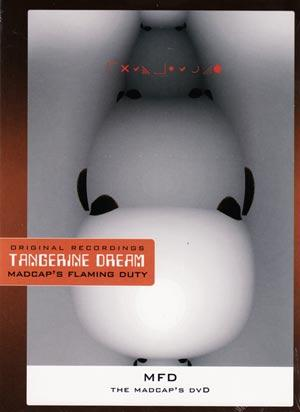 Tangerine Dream - Madcap's Flaming Duty CD (album) cover