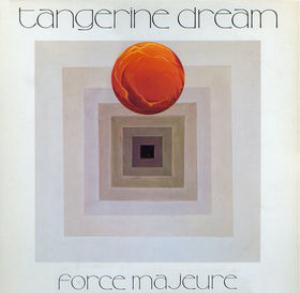 Tangerine Dream Force Majeure album cover