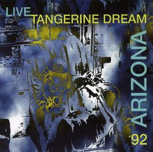 Tangerine Dream Arizona Live album cover