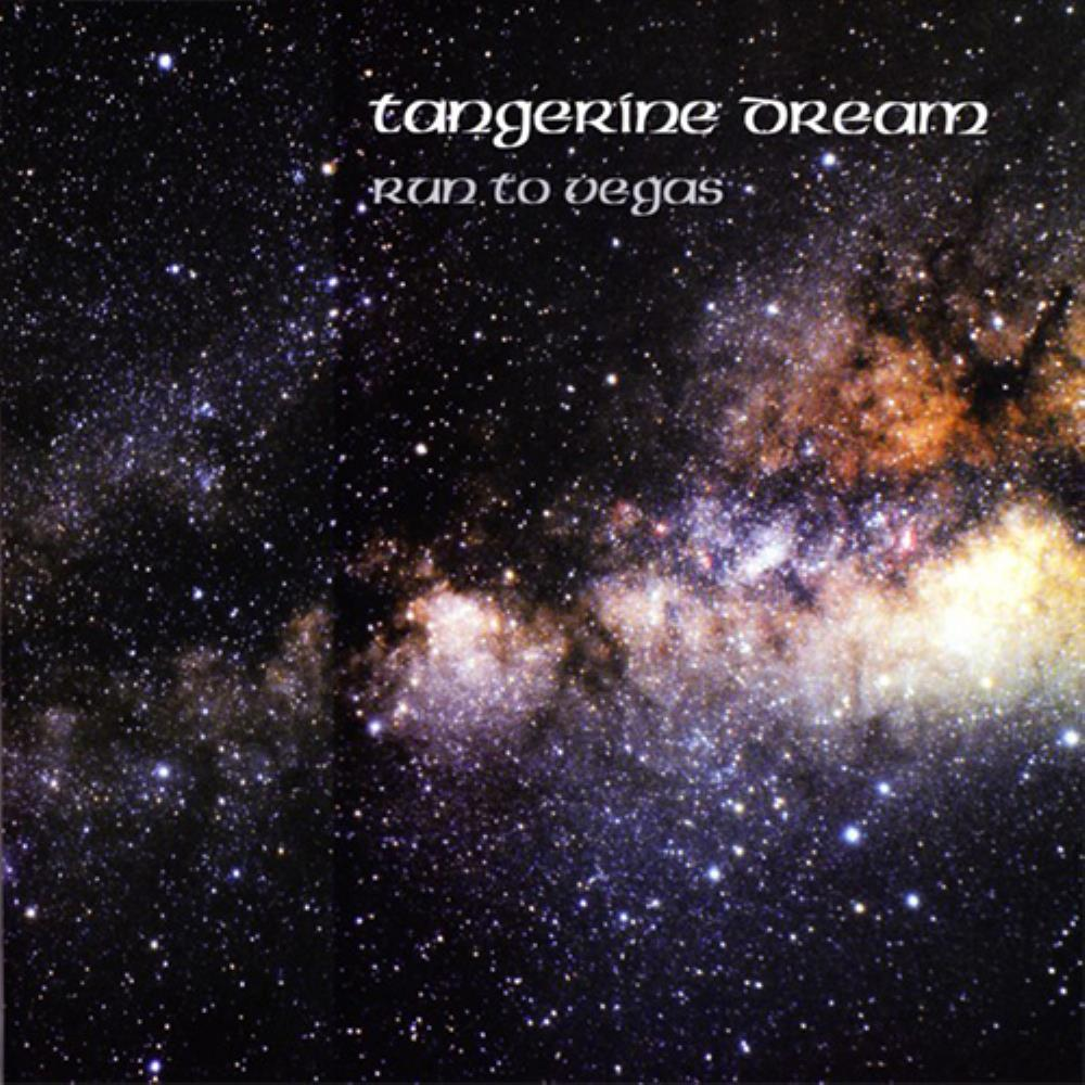 Tangerine Dream Run to Vegas album cover