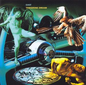 Tangerine Dream East - Live In Berlin 1990 album cover