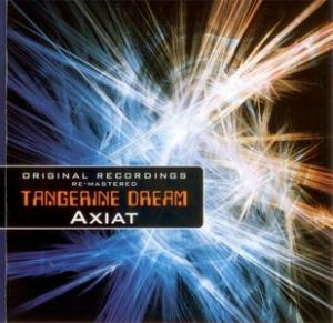 Tangerine Dream Axiat album cover