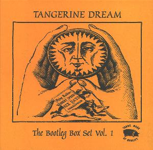Tangerine Dream The Bootleg Box Set Vol. 1 album cover