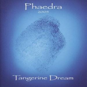 Tangerine Dream Phaedra 2005 album cover