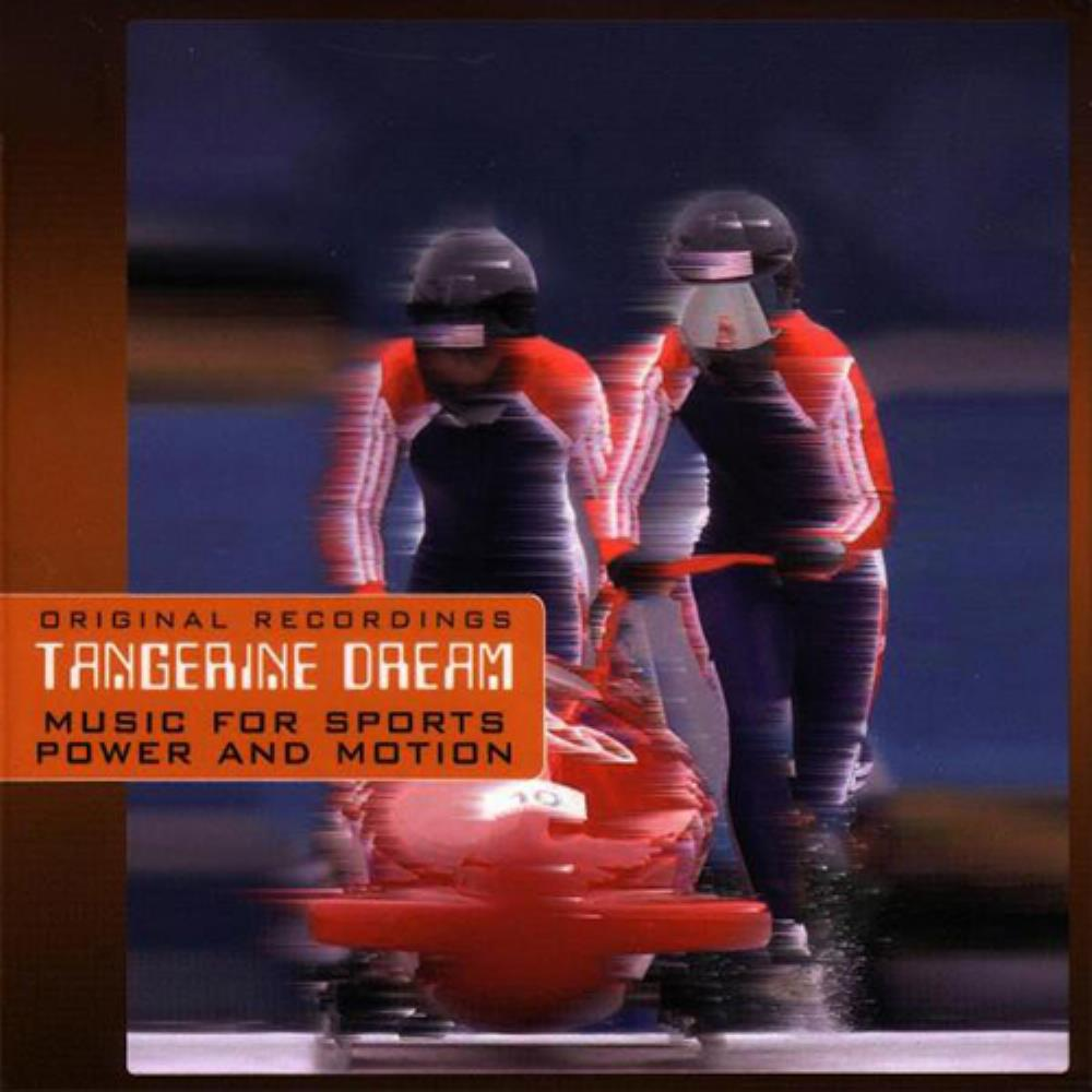 Tangerine Dream Music for Sports - Power and Motion album cover