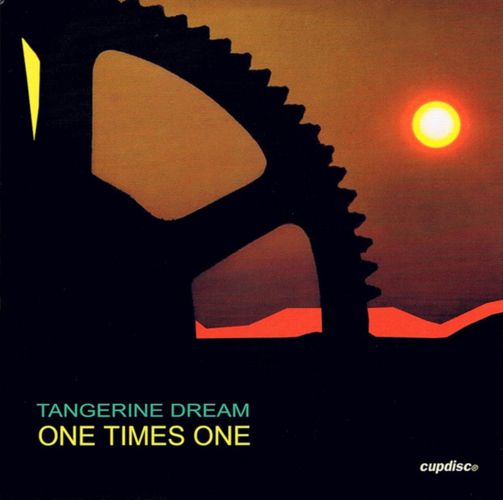 Tangerine Dream One Times One album cover