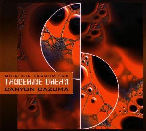 Tangerine Dream Canyon Cazuma album cover