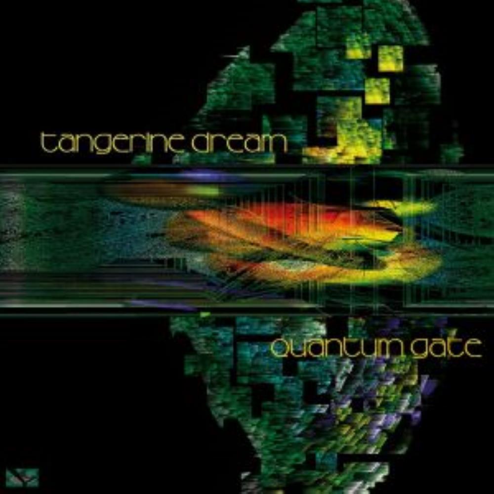 Quantum Gate by Tangerine Dream album rcover