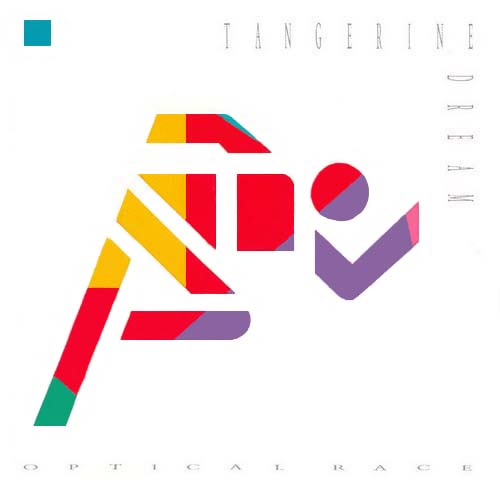 Tangerine Dream Optical Race album cover