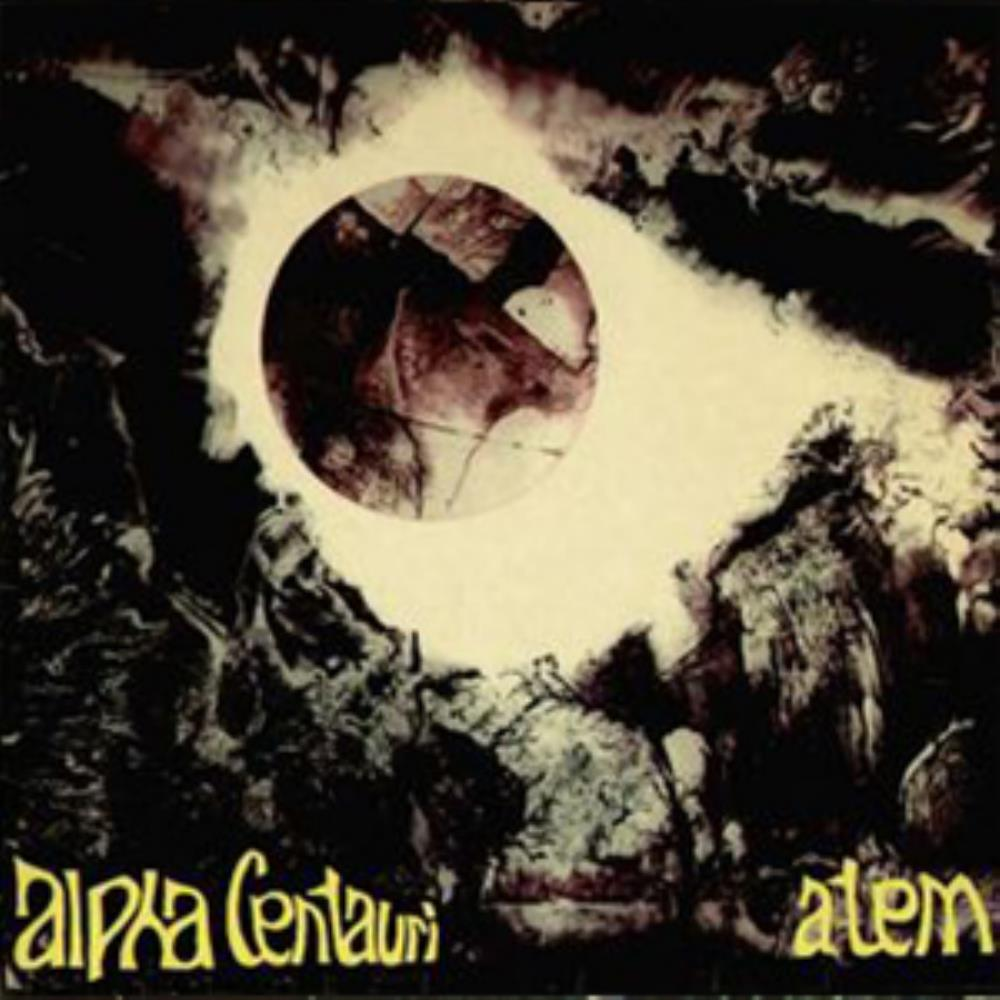 Tangerine Dream Alpha Centauri/Atem album cover