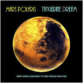 Tangerine Dream Mars Polaris album cover