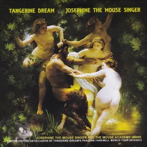 Tangerine Dream Josephine The Mouse Singer album cover