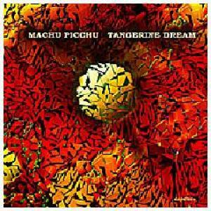 Tangerine Dream Machu Picchu album cover