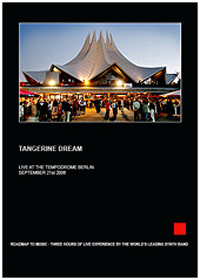 Tangerine Dream Tempodrom album cover