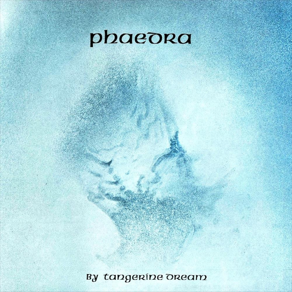 Tangerine Dream Phaedra album cover