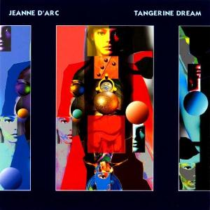 Tangerine Dream Jeanne D�Arc - La R�volte �ternelle album cover