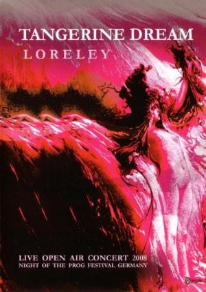 Tangerine Dream Loreley  Night of the prog Festival Germany 2008 album cover