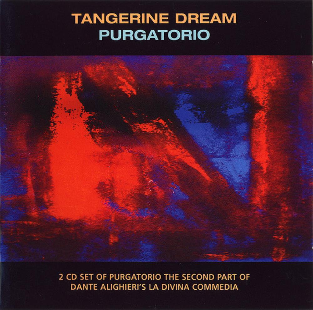Tangerine Dream Purgatorio album cover